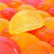 Colorful candies background — Stock Photo #25098641