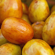 Fresh date fruits background — Stock Photo #25881777