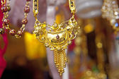 Indian jewelry Store in Delhi — Foto Stock