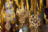 Indian jewelry Store in Delhi — Stockfoto