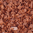 Broken Chocolate background — Stock Photo