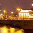 Night view of St Petersburg — Stock Photo #27669251