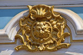 Katherine's Palace in Tsarskoye Selo (Pushkin), Saint Petersburg, Russia — Stock Photo
