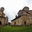 Old orthodox monastery Gelati near Kutaisi - Georgia — Foto de Stock
