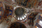 Gürcü ortodoks manastırı gelati içinde — Stok fotoğraf
