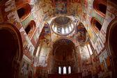 Inside monastery Gelati — Foto Stock