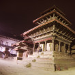 Stock Photo: Famous Durbar Square