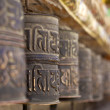 Prayer wheels — Stock Photo #36792865