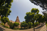 Chernivtsi University — Stock fotografie