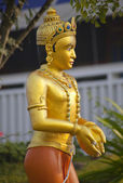 Krishna statue — Stock Photo