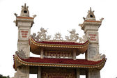 Temple bouddhiste chinois — Photo