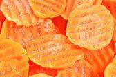 Morötter bakgrund — Stockfoto