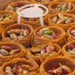 Stock Photo: Turkish baklava