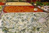 Turkish food — Stock Photo