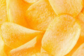 Chips background — Stock Photo