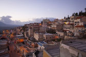 The town of Safed — Stock Photo