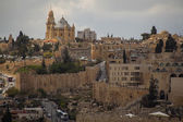 Landmarks of Jerusalem Old City — Stock fotografie