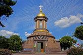 Небольшая церковь — Стоковое фото