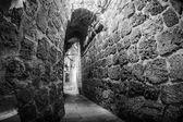 Ancient city Akko — Stock Photo