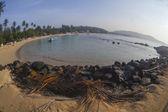 Indian ocean view — Стоковое фото