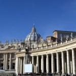 San Pietro in Vaticano — Stock Photo #16098229
