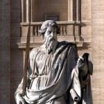 Statue in Vaticano — Stock Photo #16098539