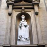 Pope in San Pietro — Stock Photo #16098823
