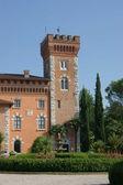 Spessa Castle — Stock Photo