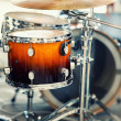 Drums and cymbals — Stock Photo #13184803