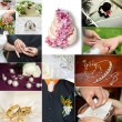 Wedding collage — Stock Photo #14901757