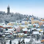 Winter in Stramberk — Stock Photo #19988371