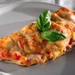 Calzone pizza  — Stock Photo