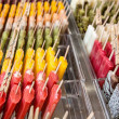 Many ice lollies — Stock Photo