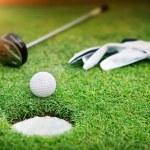Golf bacground — Stock Photo #33549763