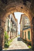 A picturesque corner in Tuscany, Italy — Stock Photo