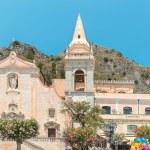 Taormina Sicily — Stock Photo