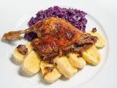 烤鸭 — 图库照片