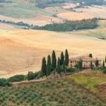 Постер, плакат: Belvedere of Tuscany
