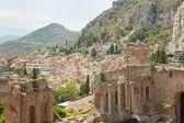 Taormina - sicile — Photo