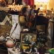 Antique shop — Stock Photo
