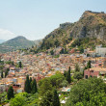 Taormina - Sicily — Stock Photo #38656695