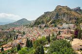 Taormina - sycylia — Zdjęcie stockowe