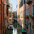 Deatil old architecture in Venice — Stock Photo #50253599