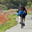 Bicycle Ride — Stock Photo