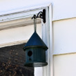 Little Green Birdhouse — Stock Photo #45401587
