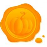 Wax seal — Stock Vector #13877400