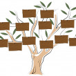 Royalty-Free Stock Vector Image: Genealogical tree