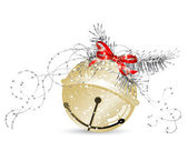 Jingle bell — Stock Vector