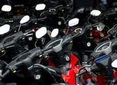 Motorbikes — Stok fotoğraf