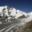 Grossglockner glacier — Stock Photo #29135343